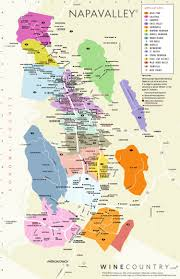 California Zip Code Map by Map Of Napa California California Map