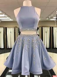 two piece homecoming dresses 2 pieces homecoming dresses online