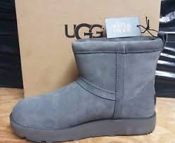 s ugg australia mini leather boots ugg australia womens mini waterproof suede boot metal