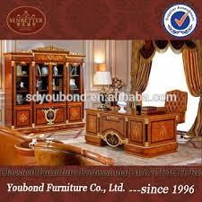 bureau classique 0038 royale mobilier de bureau classique de table en bois luxe