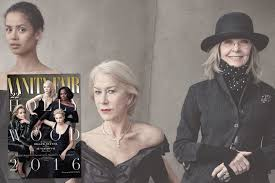 Vanity Fair Celebrity Photos Yes Those Are Diane Keaton U0027s Own Clothes On The Hollywood Cover