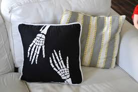 halloween pillows halloween home tour u2022 our house now a home