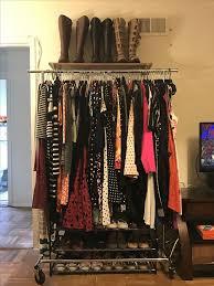 wardrobe racks amusing ikea rolling rack clothing rack target