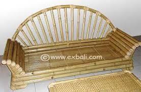 Sofa Bamboo Furniture Bali Bamboo Lounge Furniture And Bamboo Decor Export Bali