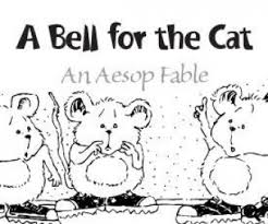 bell for the cat an aesop fable reading lesson plan