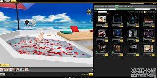 imvu screenshots virtual worlds for teens