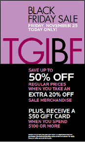 black friday shopping incentives at neiman saks fifth avenue