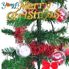 50mm clear plastic ball christmas ornaments 50mm clear plastic