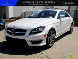 black diamond benz 2012 diamond white metallic mercedes benz cls 63 amg 64975327