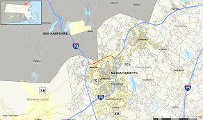 County Map Massachusetts by Massachusetts Route 213 Wikipedia