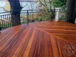 tigerwood decking pros cons jen joes design