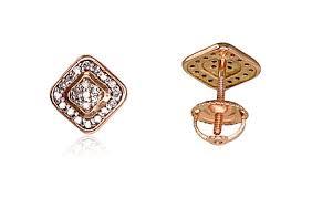 auskarai i nosi auksiniai auskarai 5243181 di vitreum lv juvelyrinė