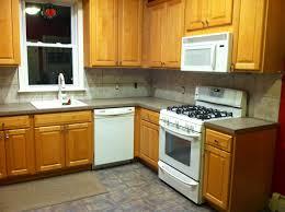 Enamel Sinks Kitchen Before Vinyl Laminate Counters Boring Backsplash White Enamel