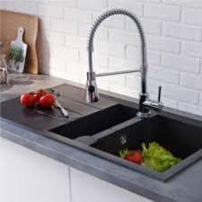 robinetterie evier cuisine evier et robinet de cuisine leroy merlin