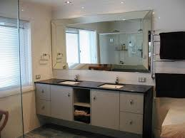 Beveled Mirrors For Bathroom Frameless Beveled Mirrors For Bathroom Bathroom Mirrors Ideas