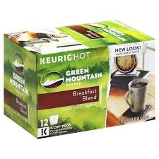 light roast k cups green mountain coffee breakfast blend light roast k cups from fry s