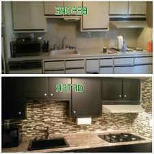 painting kitchen cabinets sanding and cabernet color countertop