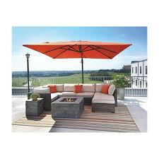 large cantilever umbrella coral cal home spas