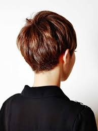 front and back views of chopped hair the 25 best pixie back view ideas on pinterest pixie back