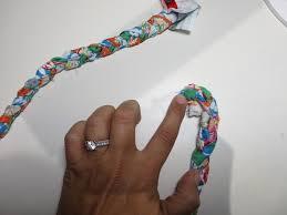 Rag Rug Bracelet How To Braided Rag Rug Coaster 627handworks