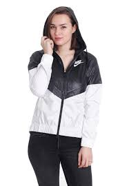 nike windbreaker nike windrunner black white white windbreaker streetwear