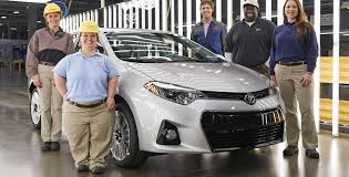 toyota line of cars toyota usa career opportunities job openings