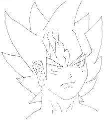 custom dragon ball super saiyan 1 character