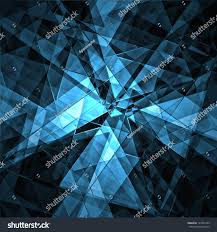 abstract blue background light white geometric stock illustration