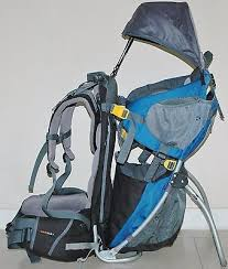 Deuter Kid Comfort 2 Deuter Kid Comfort Ii Kids Backpack Carrier Sun Shade And Rain