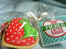 Recipe Decorated Cookies 181 Best Teacher Appreciation Ideas Images On Pinterest Back To