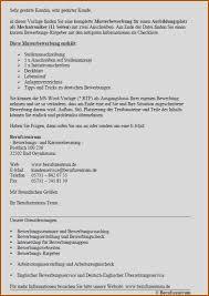 Bewerbungsschreiben Ausbildung Jobcenter nett musteranschreiben ideen entry level resume vorlagen sammlung