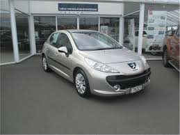 used peugeot finance peugeot 207 xsp 1 6 nz new 2008 used peugeot new zealand