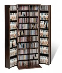 Large Storage Cabinets Cd Storage Cabinet With Doors Foter