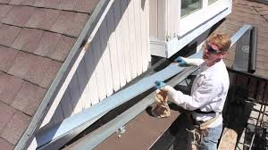 Patio Cover Repair by Installing Roof To Wall Stucco Flashing Youtube