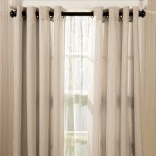 caress voile sheer curtain panel with repreve curtainworks