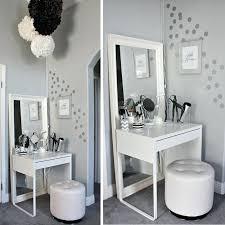 Ikea Malm Vanity Table Vanities Ikea Malm Vanity Makeup Table White Makeup Vanity Table
