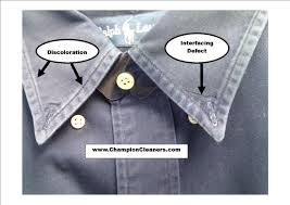 dress shirt defects three common problems