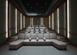 Home Cinema Rooms Pictures by Above And Beyond Home Theater Over 150 000 Gold Electronic House