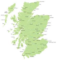 Italy Map Cities And Towns by Scotland Map With Cities Click On A Town Or City To Find Out
