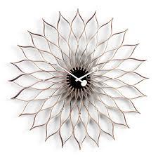 Herman Miller Clocks Vitra Sunflower Clock By George Nelson 1958 Designer Furniture