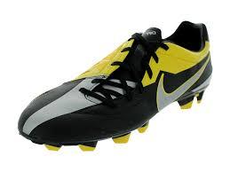 Nike T90 nike t90 strike iv fg us mens 6 m black metallicluster