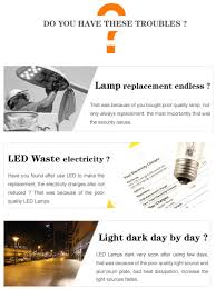 etl dlc pse ce iso9001 45w led corn light street bulb 5000 lumen