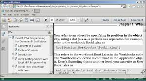 Vba Word Count Pages In Document Automatically Open Specific Page In Pdf Document Excel Vba