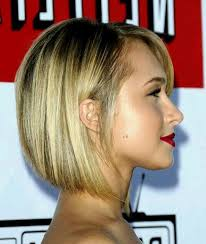 side pictures of bob haircuts side view of cute stacked bob haircut haircuts