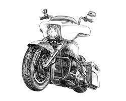 harley davidson street glide clipart cliparts and others art