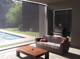 cafe blind outdoor patio blinds patio mommyessence com