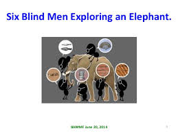 Five Blind Men And The Elephant Multimedia Big Data 140619