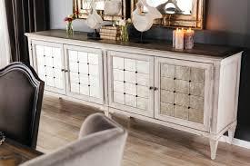 Hooker Credenza Hooker Arabella White Four Door Credenza Mathis Brothers Furniture