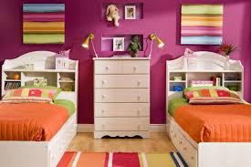 White Twin Bedroom Set Kids Bedroom With Pink Walls And White Twin Bed Frames Buying
