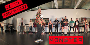 meek mill monster choreography devin woolridge youtube